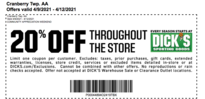 Shopping Day Coupon